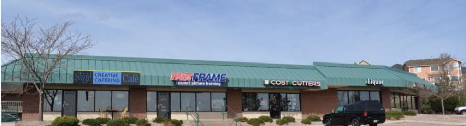 Centennial Shops
